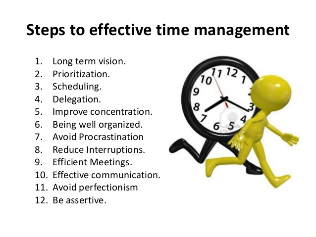 time management research Research report ets rr–13-25 examining the efficacy of a time  management intervention for high school students jeremy burrus teresa  jackson.