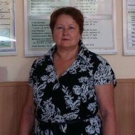 Tetyana Hromova